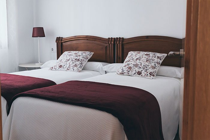 Salobre cama